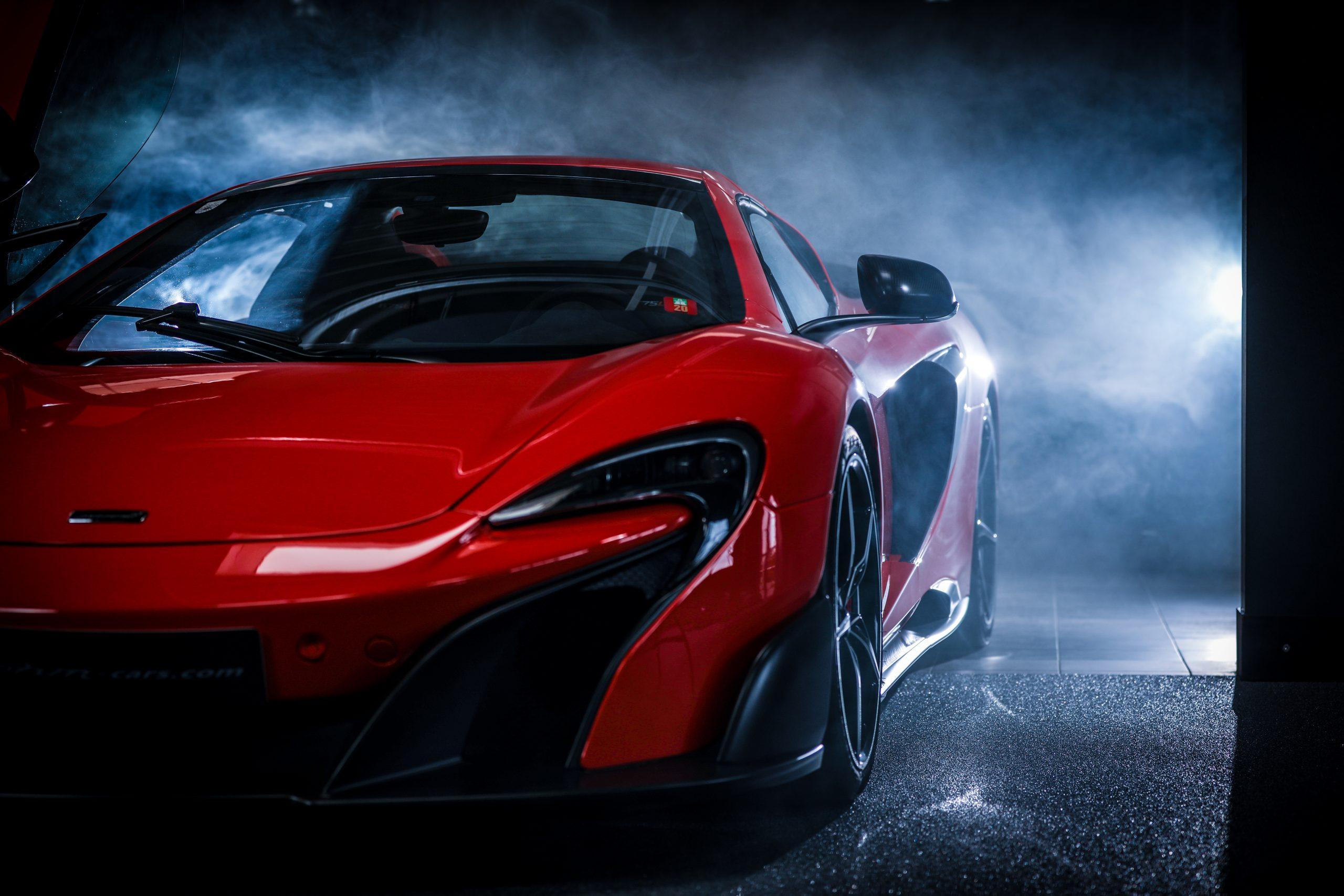 McLaren 600 LT Neuwagen rot