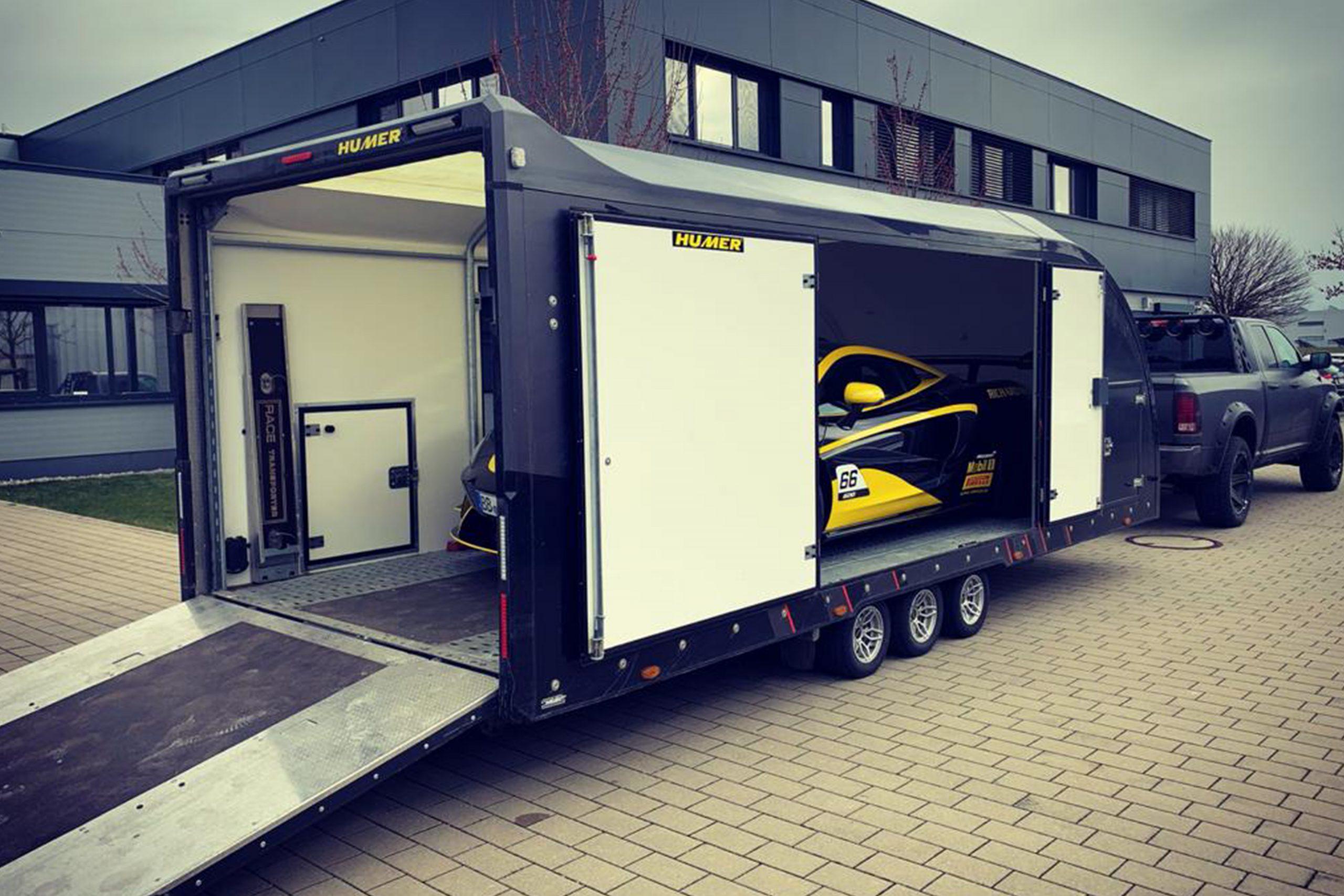 Sportwagen Transporte Österreich